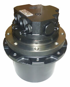 Details about 20R-60-72120-PC25-1 20R-60-72120 KOMATSU PC25-1 final drive  with travel motor