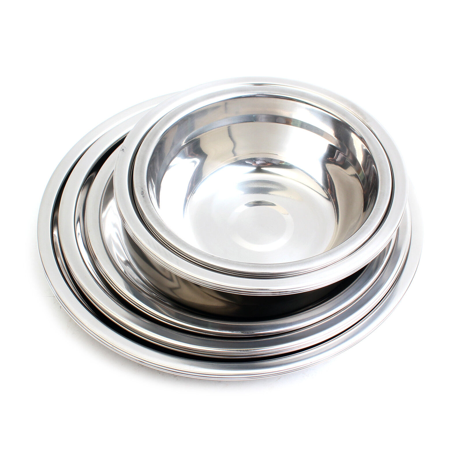 Bowl Set Stainless Steel Camping Outdoor Cookware 20PCS Set
