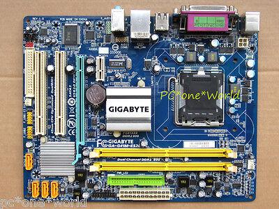 Gigabyte GA-G41M-ES2H V1.0 Motherboard Intel G41 Socket LGA 775 DDR2