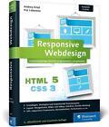 Responsive Webdesign von Andrea Ertel und Kai Laborenz (2014, Gebundene Ausgabe)