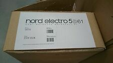 NORD ELECTRO 5D 61: Stage Piano - B-Stock