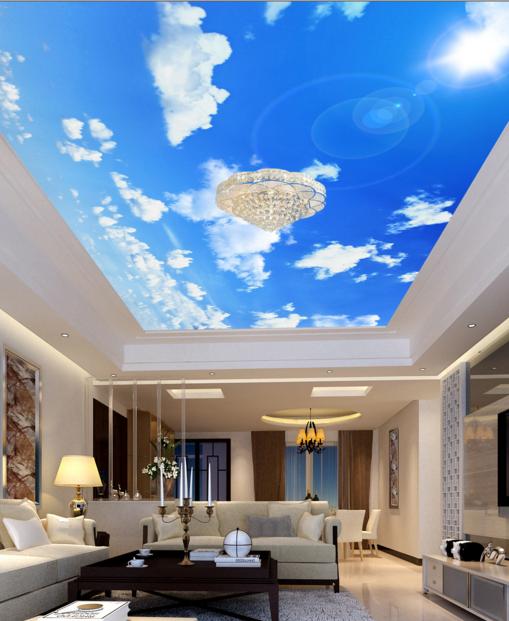 3D Sunlight Sky 52 Ceiling WallPaper Murals Wall Print Decal AJ WALLPAPER US