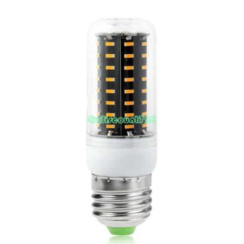AC 220V E27 Energieeffiziente 4014 SMD LED Lampe Glühbirne Birne Lampe 12-35W F