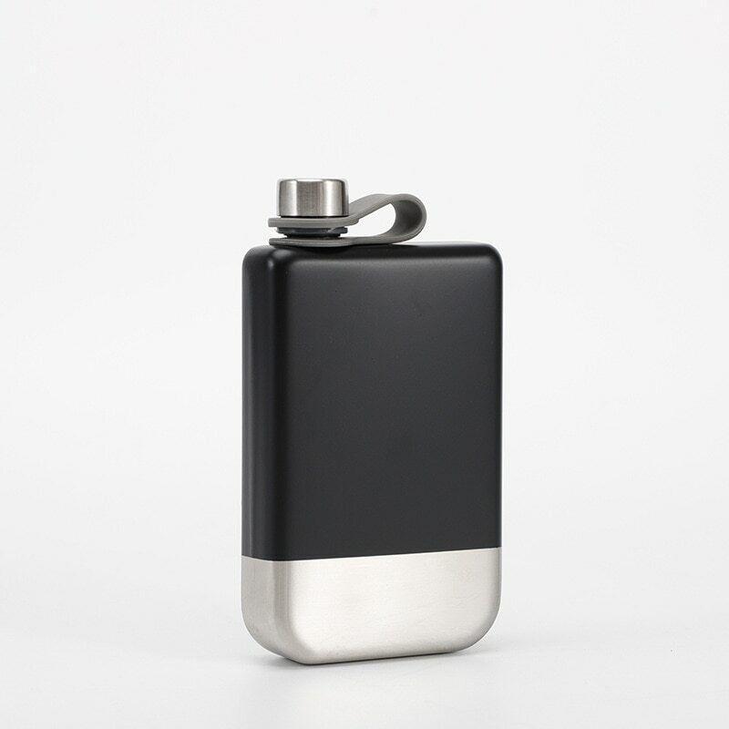 Stainless Steel Pocket Hip BOTTLE FLASK Liquor VODKA Whiskey.Alcohol holderWZBH