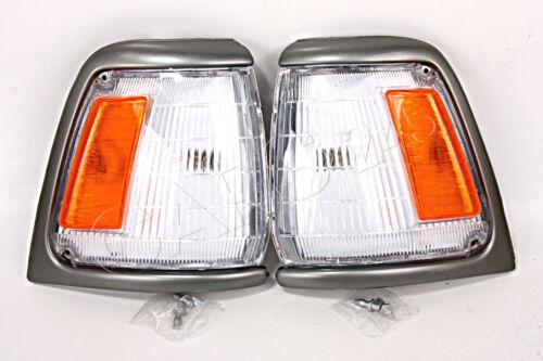 Blinker Blinkleuchte links+rechts paar für TOYOTA Hilux 2WD RN85 1988-1992