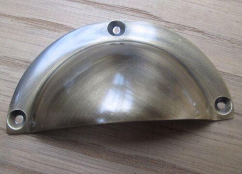 Vintage Victorian Cuisine Tasse Coupe Poitrine Tiroir Armoire Placard Poignée de