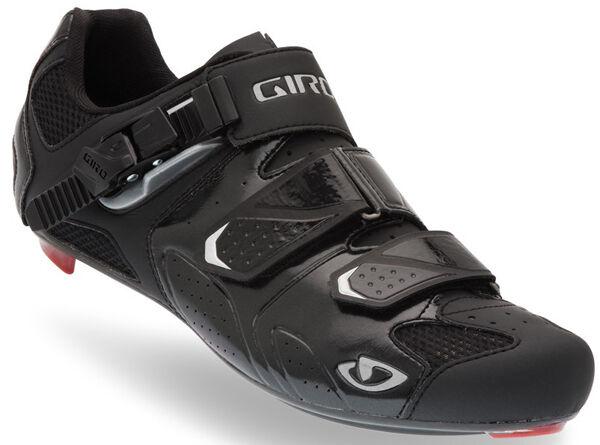 Giro Trans Kohlenstoff Straße Fahrrad Radfahren Schuhe - - - Schwarz - 48 (Us 13.5) 81139d
