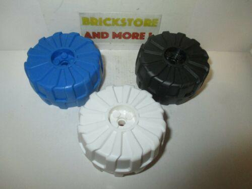 Lego Choose Quantity x1 x2 /& Color Wheel Roue Hard Plastic Large 2515