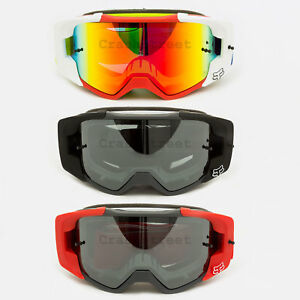 Supreme Ss18 Fox Racing Vue Goggles Bag Gloves Waist Cap