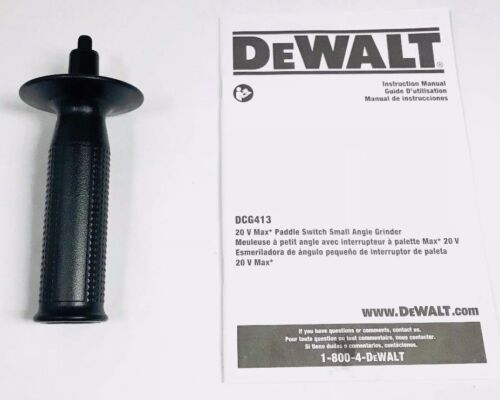 """DeWalt 20V DCG413B 4.5/"""" Brushless Angle Grinder with Brake Tool Only New in Box"""