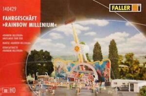 Faller-140429-H0-Fahrgeschaeft-034-Rainbow-Millenium-034-NEU-amp-OvP