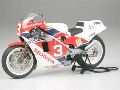 Tamiya 1 12 motorcycle Honda NSR500 Factory color
