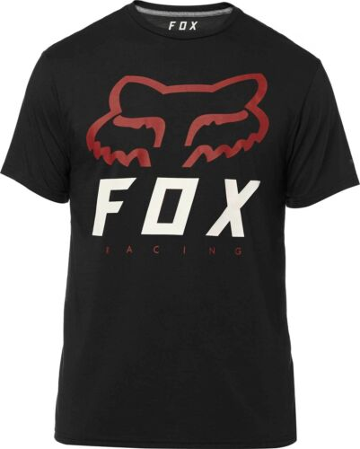 Mens Tee Fox Racing Men/'s Heritage Forger Tech Short Sleeve Graphic T-Shirt