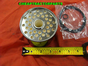 long 360 tractor fuel filter