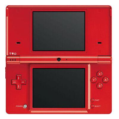 Nintendo DSi Red Handheld System