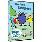 PEEP and The Big Wide World Finders K 0841887016414 DVD Region 1