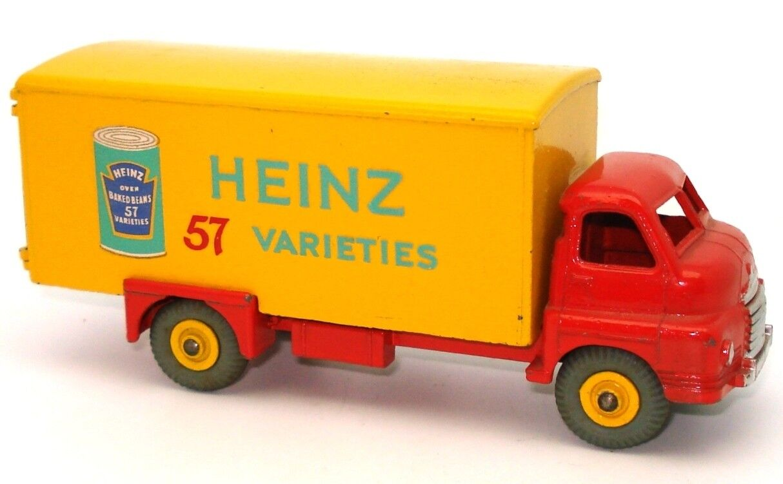 DINKY NO. 923 BIG BEDFORDS VAN  HEINZ  - RARE A MINT