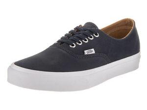 Vans Parisia Navy Blue Premium Leather