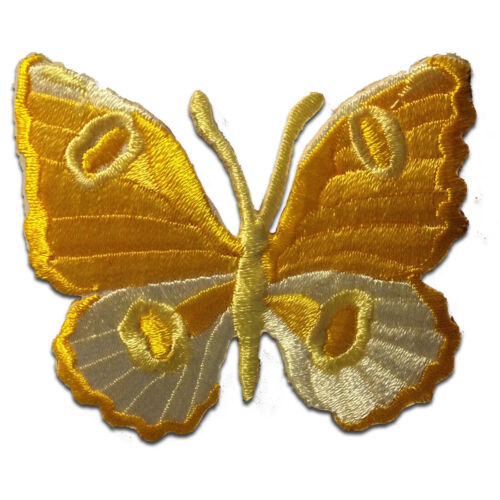 Applica 6,8 x 6,3 cm several colors selectable Iron on patches – butterfly
