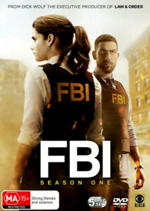 FBI-Season-1-DVD-NEW-Region-4