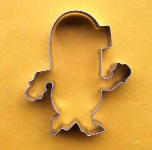 Fondant Cutter Pastry Minion Cookie Cutter Biscuit