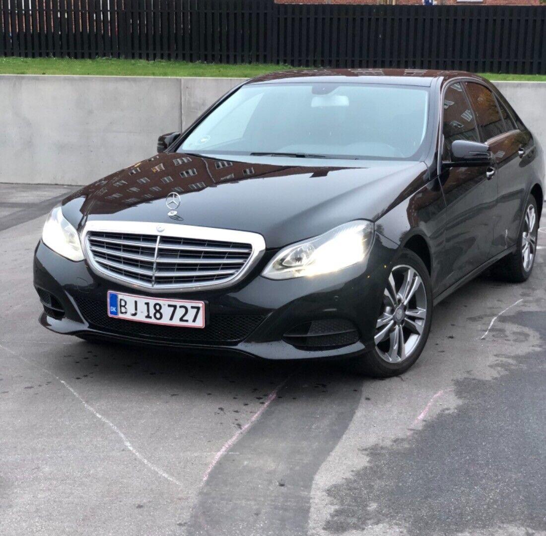 Mercedes E200 2,2 CDi Classic aut. BE 4d - 169.996 kr.