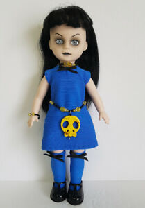 Living Dead Doll Clothes Goth Dress Boots Skull Belt Jewelry Fashion NO DOLL d4e