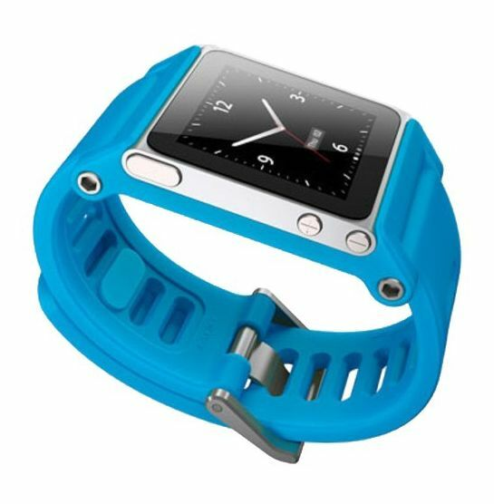 Genuine LunaTik TikTok Watch Wrist Band Strap for Apple iPod Nano 6th Generation