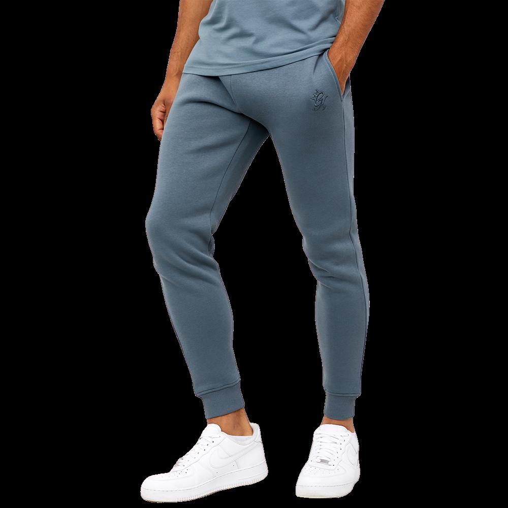 Gym King Men Basis Fleece Jogger Sport Casual Fashion Style Bottom TSB-B25FA