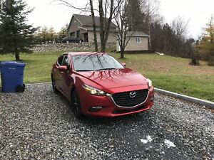 2017 Mazda 3 Sport Vitres teintées, lumièrws à brume
