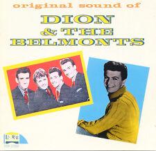 DION & THE BELMONTS Original Sound Of JAP Press Teichiku TECP 22055 1989 CD