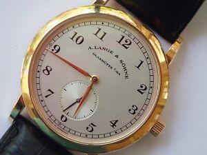 A. Lange & Sohne 1815 - 18K Rose Gold