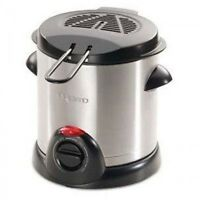 Presto 05470 Stainless Steel Electric Deep Fryer, Silver, New, Free Shipping