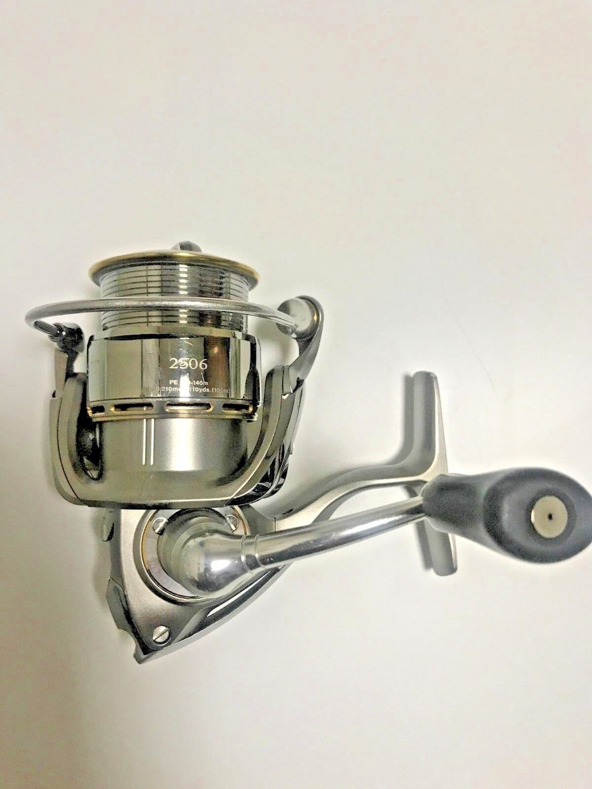 DAIWA EXIST 2506   Spinning Reel  Excellnt BASS  EGING  sale online discount