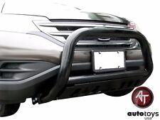 ATU 2007-2016 Honda CRV CR-V Black Bull Bar Brush Bumper Guard