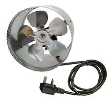 6  Inline Duct Booster Fan Exhaust Blower Home Grow Tent Room Indoor Grow UK  sc 1 st  eBay & 6
