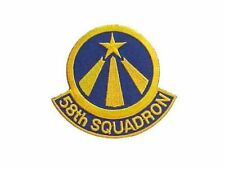 Space above and Beyond Ecusson brodé du 58th bataillon 58th squadron patch