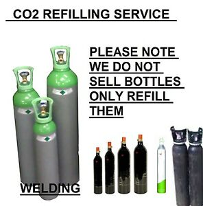 Image is loading CO2-OR-70-30-REFILL-SERVICE-PUB-CELLAR-  sc 1 st  eBay & CO2 OR 70 /30 REFILL SERVICE PUB CELLAR GAS / WELDING GAS / FISH ...