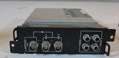 Charitable Jvc If-c01sdg Sdi Input Board For Jvc Tm-h Series Etc Audio For Video dtv Etc