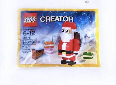 LEGO 30478 Creator Jolly Santa Polybag 74pcs RARE for sale online