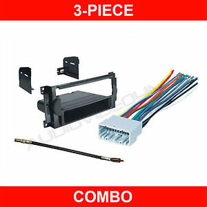 Details about 2007-2008 DODGE CALIBER CAR RADIO DASH Mounting KIT + on chevy trailblazer stereo harness adapters, car stereo adapters, car audio harness adapters, radio harness adapters, stereo wiring harness kit, stereo wiring harness color codes,