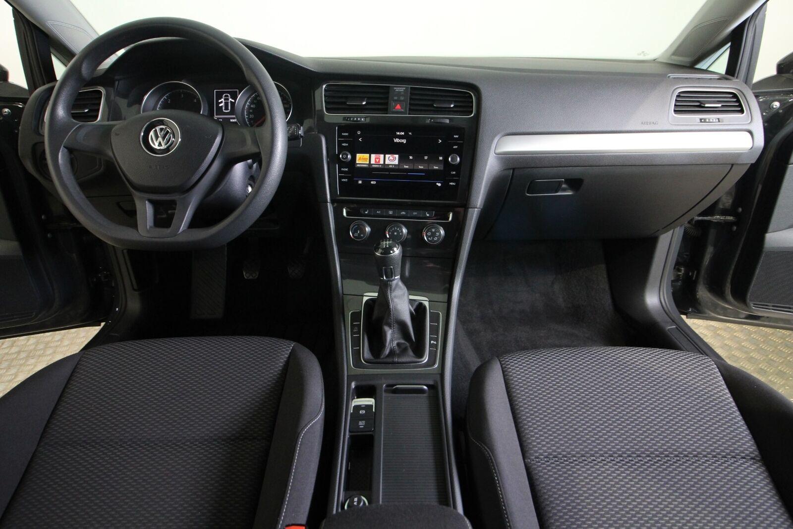 VW Golf VII TDi 115 Trendl. Variant