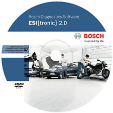 Bosch Mastertech VCI Aftermarket Diagnostic Software Bosch Diagnostics