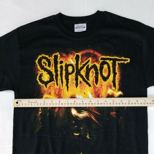 Slipknot Men/'s Small T-Shirt Licensed Concert Tour Nu-Metal Band Merch