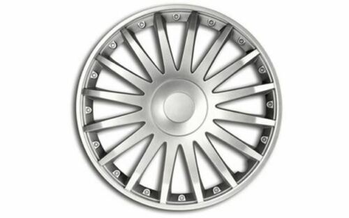 504015 ALTIUM Copricerchi 15 pollici CRYSTAL Silver Mister Auto X4