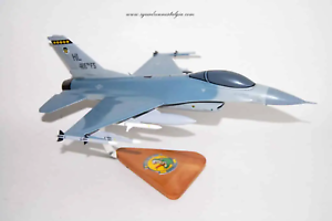 Extremely 466th FS Diamondbacks F-16 First limited production -www ...