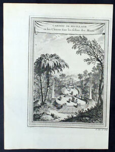1755-Prevost-amp-Schley-Antique-Print-The-Chinese-Qingming-or-Ching-Ming-Festival