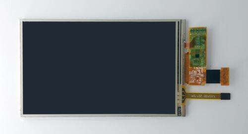 Genuino Garmin Bmw Nuevo Motorrad SAT NAV V1 Pantalla LCD Montaje Digitalizador Táctil