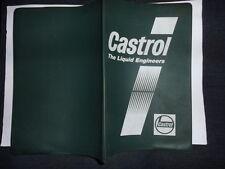 CASTROL OILS DOCUMENT FOLDER N.O.S,