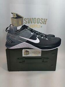 Bianco Metcon Nero 010 924423 2 Grigio 13 Nike Nuovo Dsx Flyknit Taglia reCxWdBo